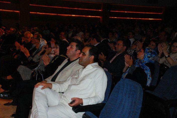 کنسرت مهر ماه 89 تماشاگه راز