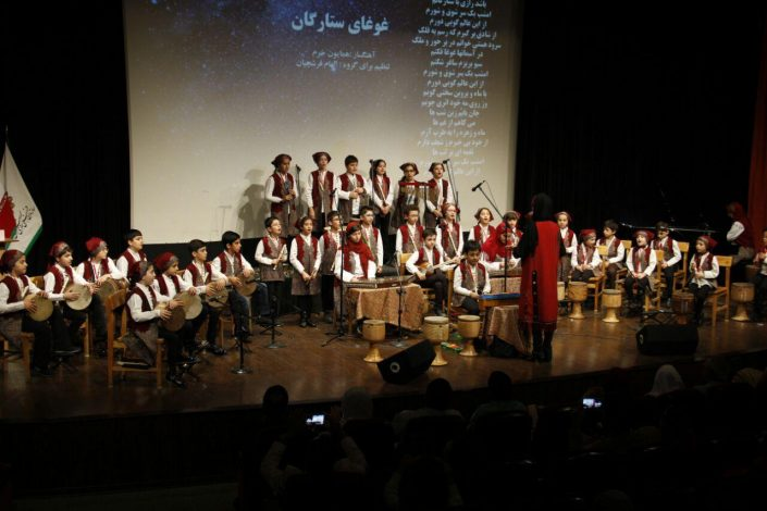 کنسرت خرداد ماه 95 تماشاگه راز